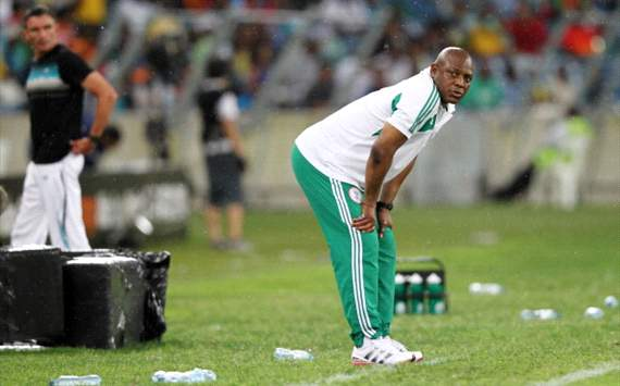 Keshi vs Amrouche: A view from the dugout ahead of Nigeria-Kenya clash