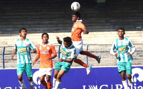 Pailan Arrows vs Sporting Clube de Goa, I-League