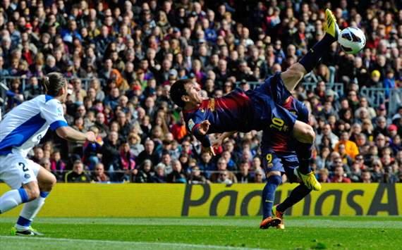 Lionel Messi - Barcelona v Getafe