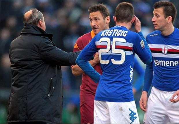 De Rossi brands Delio Rossi 'embarrassing'