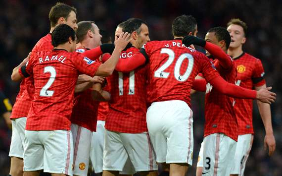 Clinical Manchester United show no room for error as ruthless title charge continues