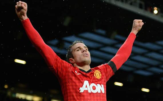 Why van Persie is not the only man who has transformed Manchester United into champions elect