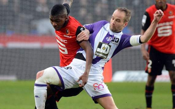 Ligue 1 : Sadio Diallo vs Etienne Didot (Rennes vs Toulouse)