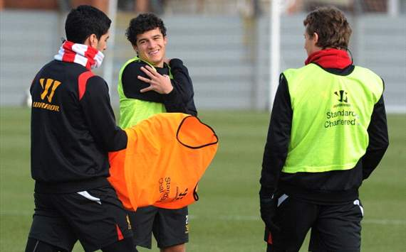 TEAM NEWS: Coutinho makes first Liverpool start for visit of Swansea
