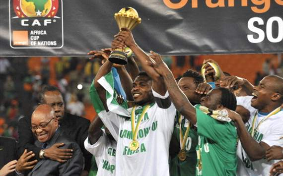 Yobo: I feel blessed winning the Afcon trophy for Nigeria