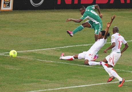 Eagles demolish Burkina 4-1