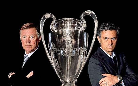 Mourinho - Ferguson CL