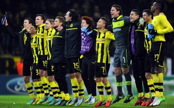 Borussia Dortmund vs Shakhtar Donetsk