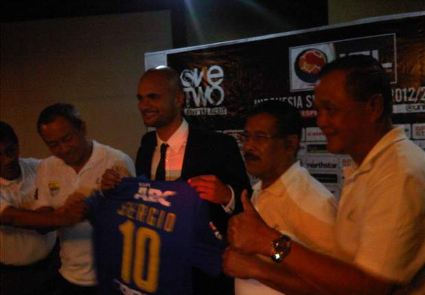 Sergio Van Dijk: I came to Persib Bandung to be champions