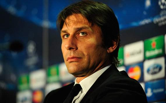 Antonio Conte Pelatih Terbaik Italia 2011/12