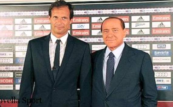 Berlusconi: Milan can top Serie A this season