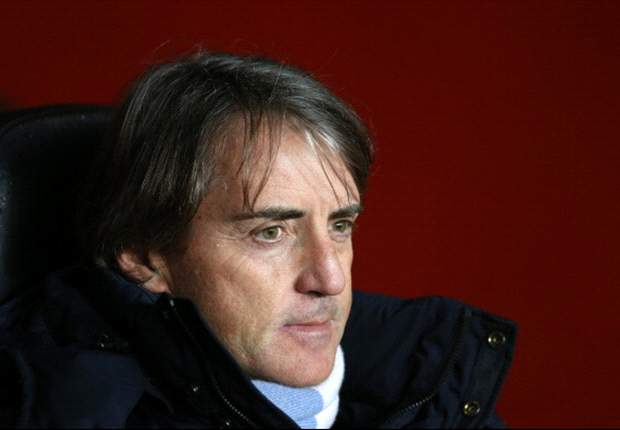 Mancini: My squad have 11 games to save their Manchester City careers