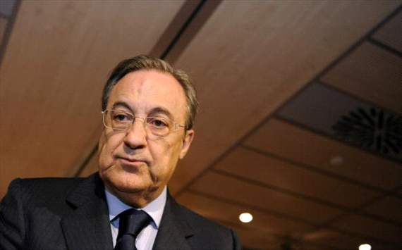 Perez: Madrid must put pressure on Barcelona