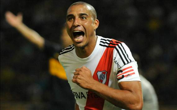 Trezeguet: River Plate must fight for the title