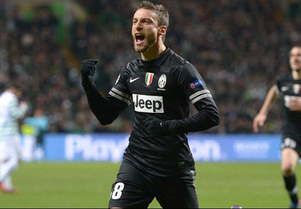 Marchisio and Conte thrilled with 'great win' over Celtic