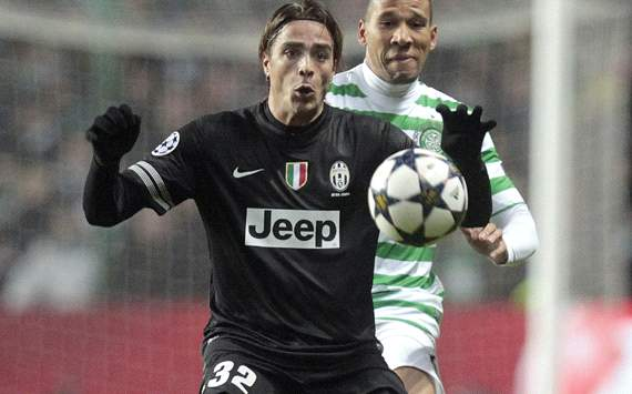 Matri delighted with Juventus goalscoring streak