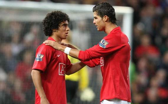 Sir Alex Ferguson tasks 'fearless' Rafael with stopping Ronaldo