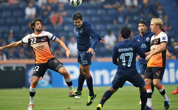 Sirawak the hero as Buriram progress