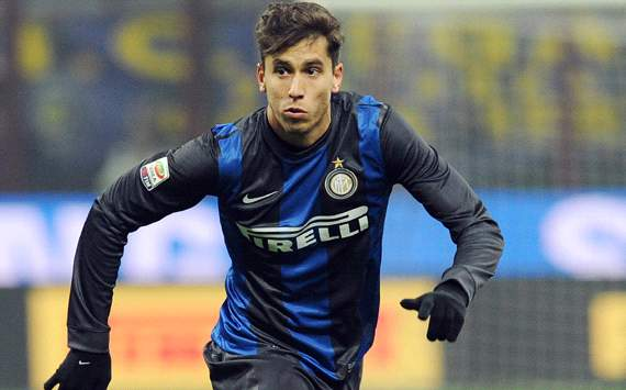 TEAM NEWS: Ricky Alvarez earns start for Inter in derby clash