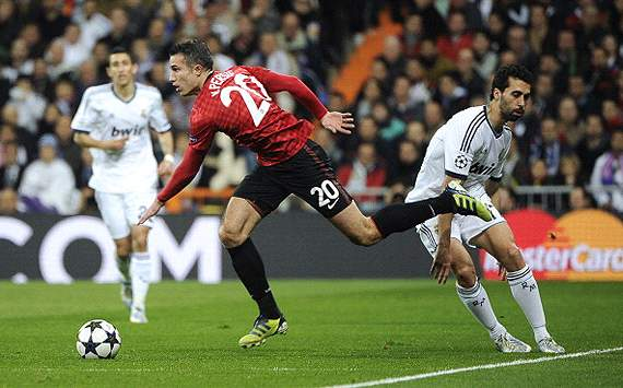 Advantage Manchester United after epic Bernabeu battle