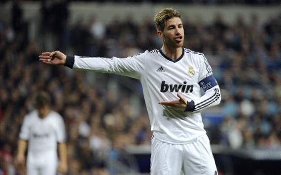 Real Madrids Sergio Ramos: Mein Spielstil ist nie angezweifelt worden