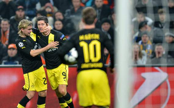 Shakhtar & Dortmund both deserve to qualify for the Champions League quarter-finals