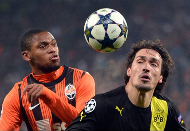 Lucescu vexed after Dortmund draw