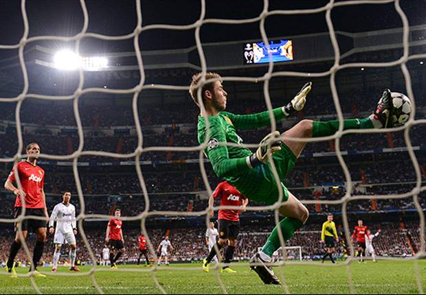 'His shot-stopping is second to none' - Giggs hails De Gea after Real Madrid draw