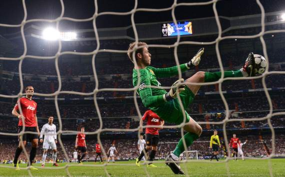 Mark Bosnich: David De Gea Bungkam Kritik 