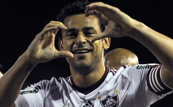 Fred - Caracas x Fluminense