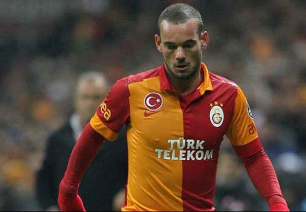 Sneijder relishing special Galatasaray Champions League debut