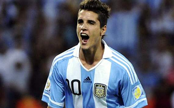 'Messi is the best in the world' - Lamela