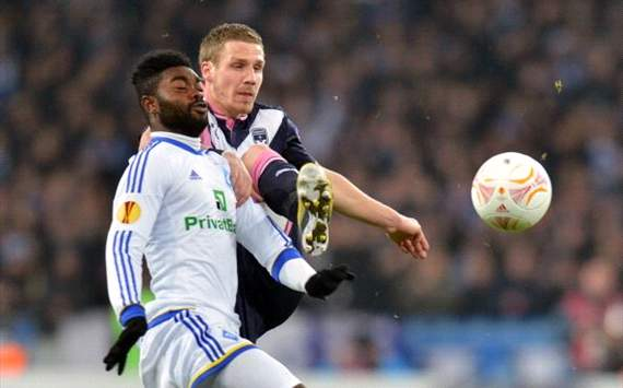 Europa League - Dynamo Kiev - Bordeaux