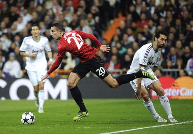 Van Persie will be fine for Real Madrid clash, insists Sir Alex Ferguson