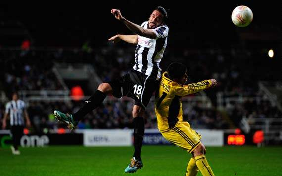 Pardew insists disallowed goals will give Newcastle fire in their belly for Metalist return leg