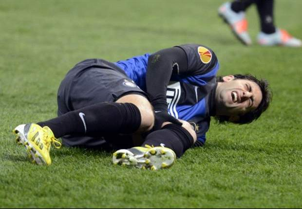 Stramaccioni distraught by Milito's season-ending injury