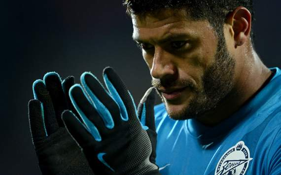 Hulk: Estuve tanteando el Atltico de Madrid, pero me decid por el Oporto