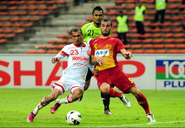 Selangor's defensive rock Ramez Dayoub banned for life