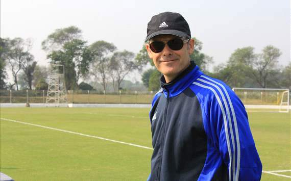 'We're not going for quantity' – AIFF's Technical Director for Academies Scott O'Donell