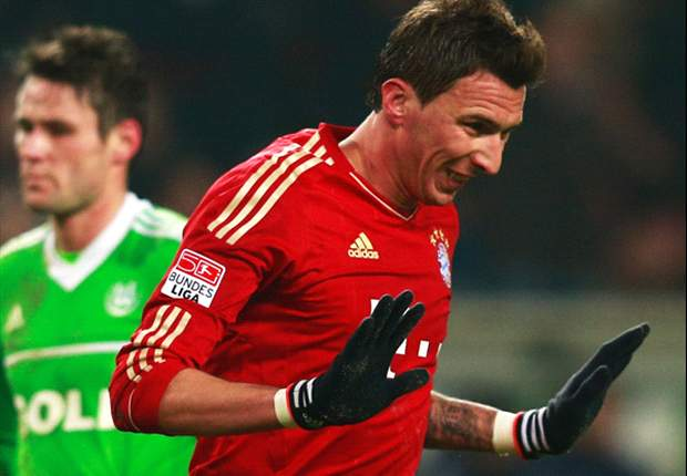 Mandzukic wants trophies over goals
