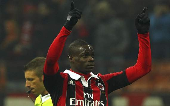 AC Milan riding high but they will miss Balotelli in Barcelona clash
