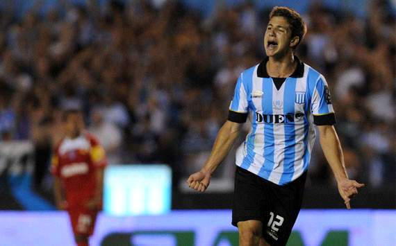 Vietto, Racing, Argentinos