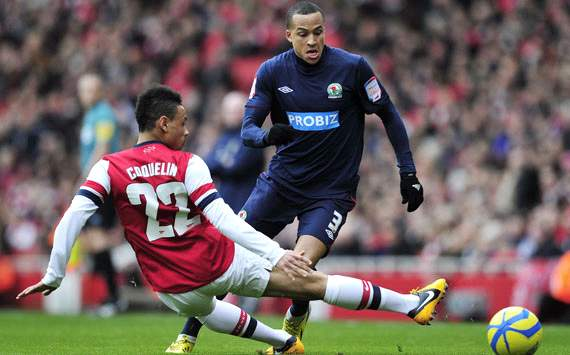 FA Cup; Martin Olsson; Francis Coquelin; Arsenal Vs Blackburn Rovers