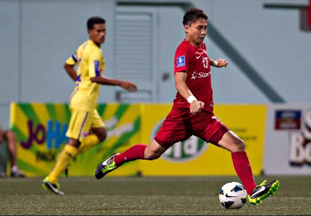 Shahril Ishak: 'We always set out to win'