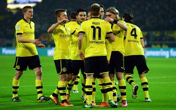 1. Bundesliga: Borussia Dortmund - Eintracht Frankfurt