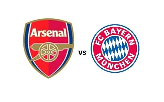 Arsenal bayern free stream