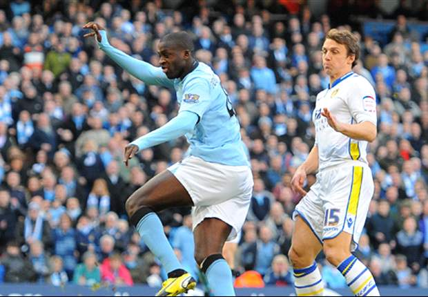 Manchester City will keep fighting, vows Yaya Toure