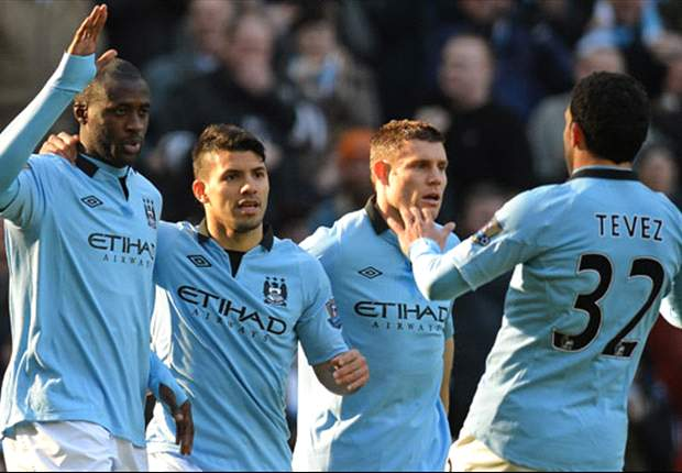 Too late for a title charge? Manchester City stars spark talk of revival