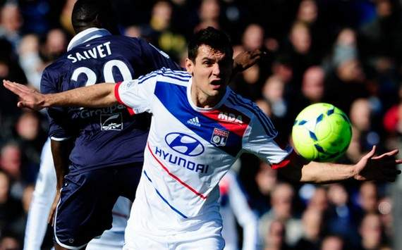 Ligue 1 : Dejan Lovren vs Henri Saivet (Bordeaux vs Lyon)