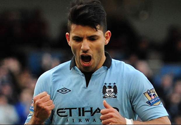 Manchester City will go for the win in every game, says Aguero